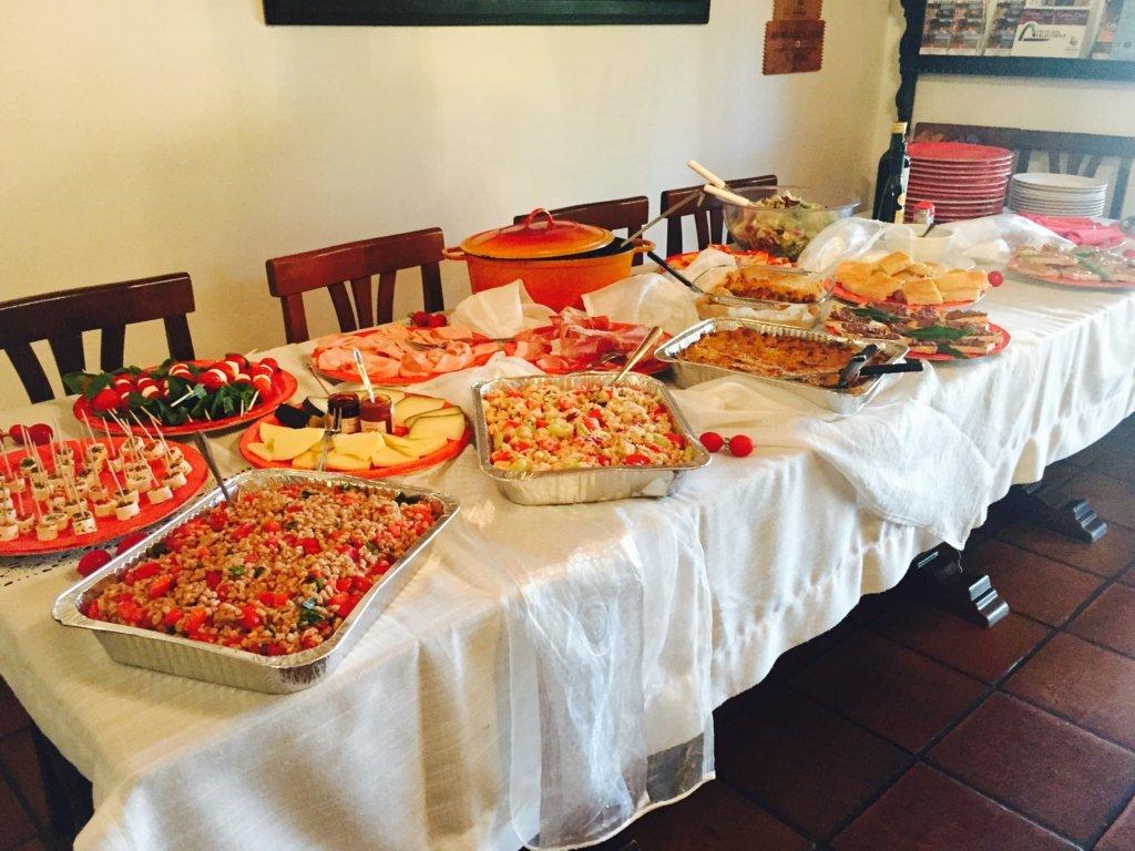 buffet  sera